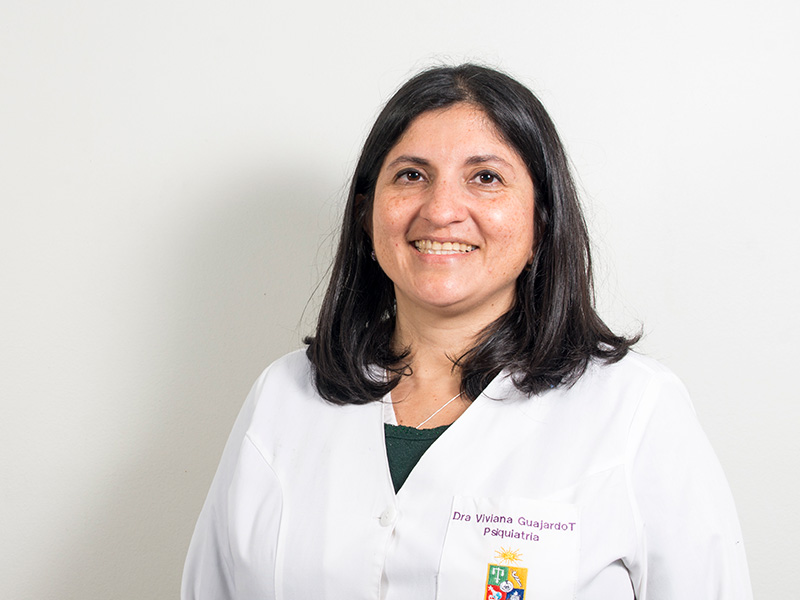 Dra. Viviana Alejandra Guajardo Tobar