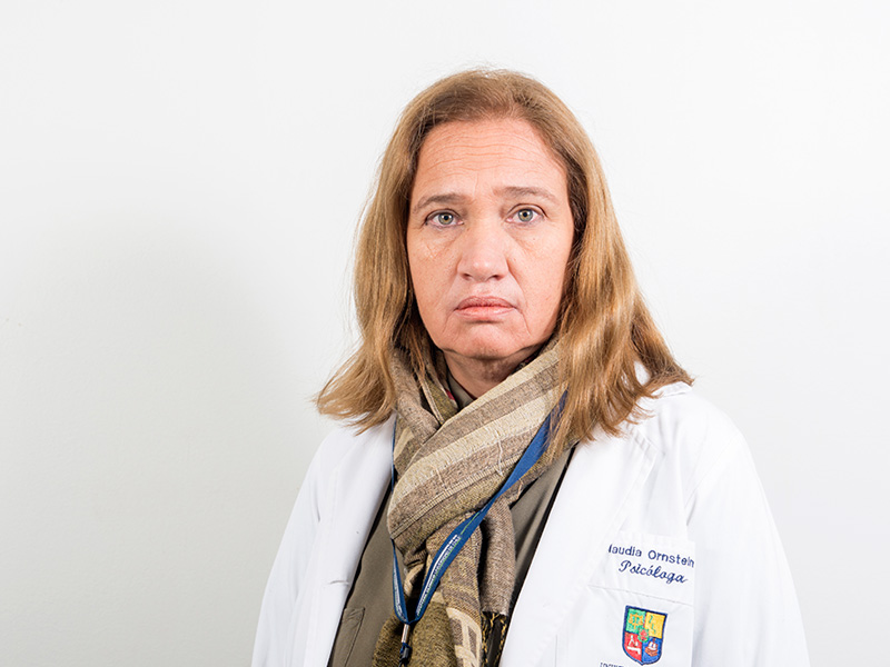 Ps. Claudia Orstein Letelier