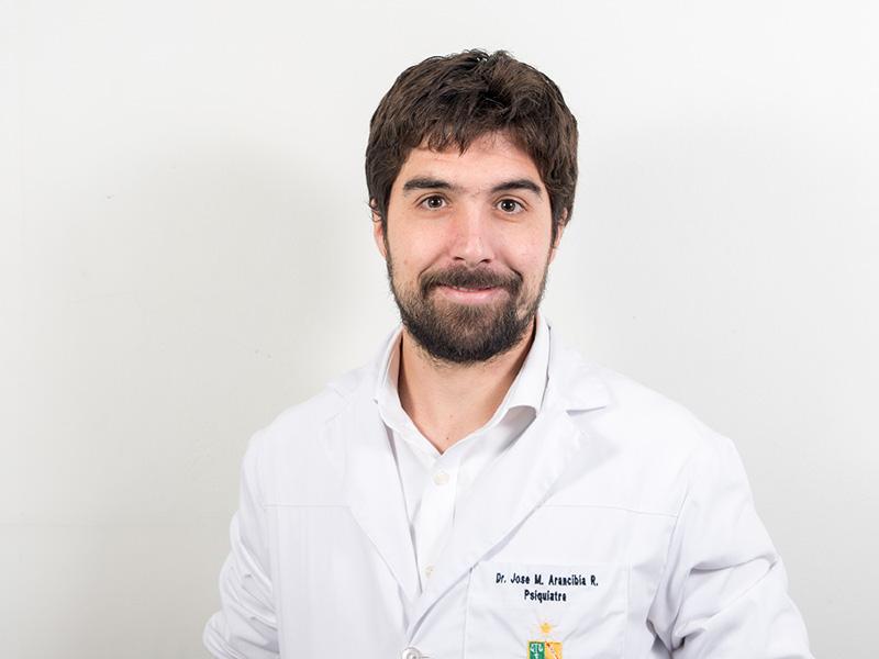 Dr. José Manuel Arancibia Robert