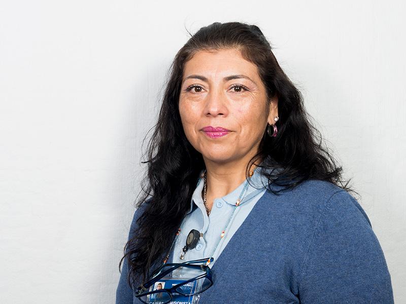 María Eugenia Pinto