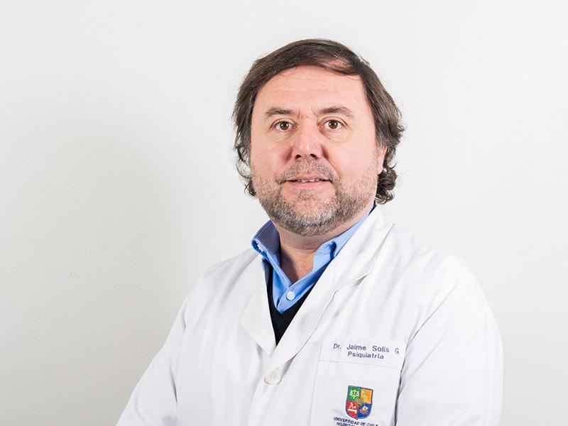 Dr. Jaime Solis González
