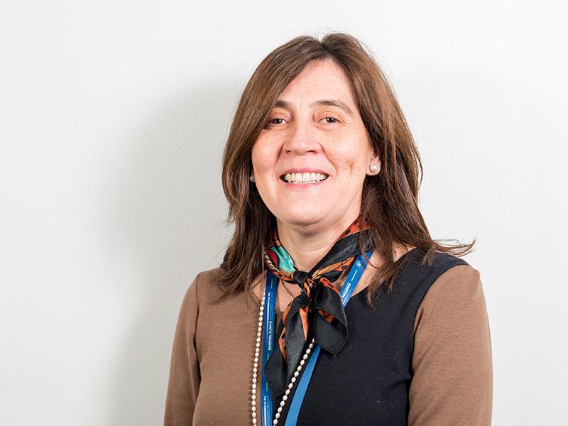 Ps. Olga Fernández